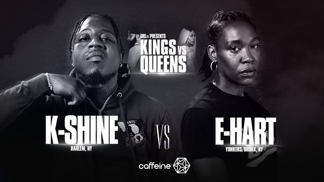 K-SHINE VS E HART