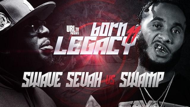 SWAVE SEVAH VS SWAMP