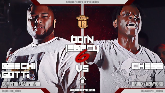 GEECHI GOTTI VS CHESS