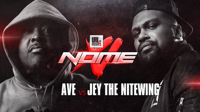 AVE VS JEY THE NITEWING