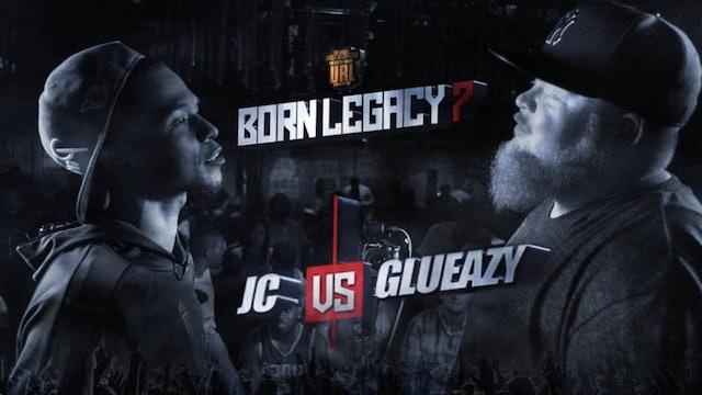 JC VS GLUEAZY