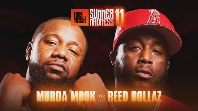MURDA MOOK VS REED DOLLAZ