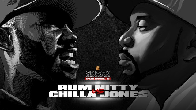 RUM NITTY VS CHILLA JONES
