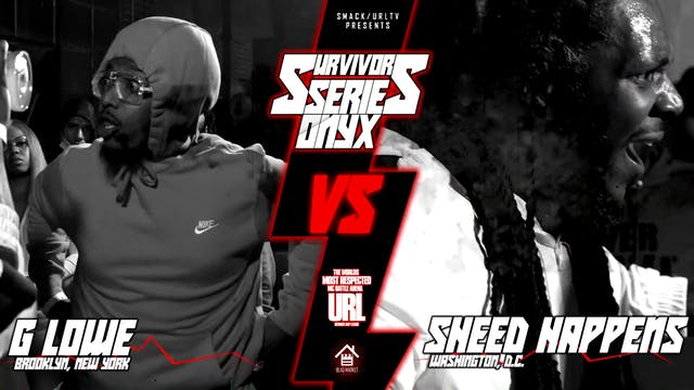 G LOWE VS SHEED HAPPENS