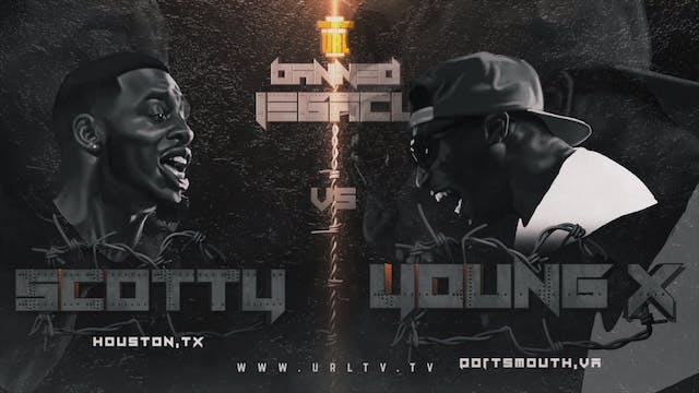 SCOTTY VS YOUNG X