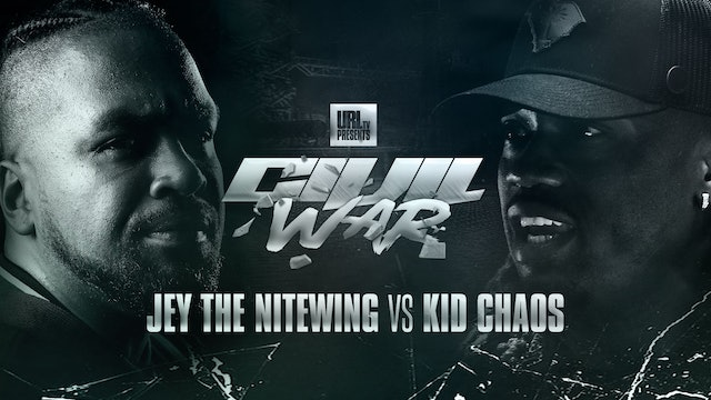 JEY THE NITEWING VS KID CHAOS