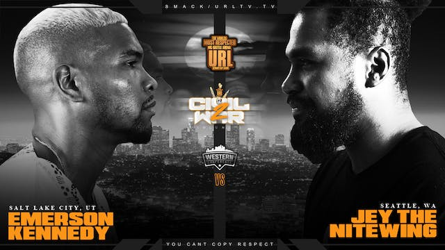 EMERSON KENNEDY VS JEY THE NITEWING