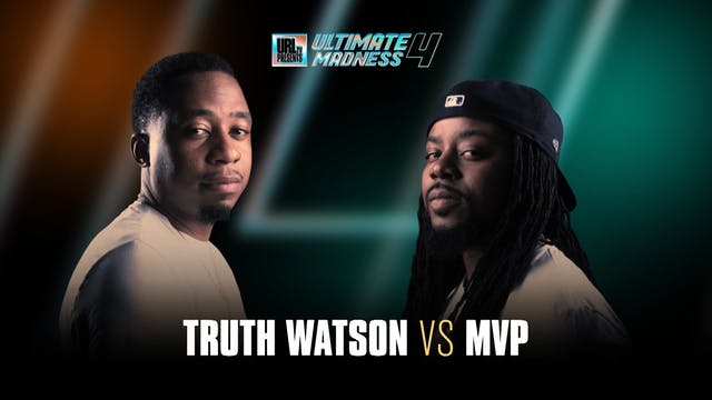 TRUTH WATSON VS MVP