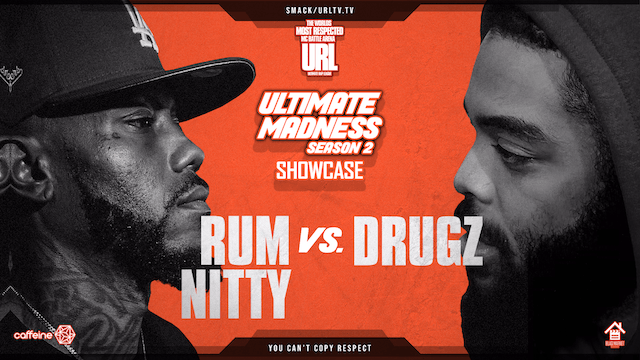 RUM NITTY VS DRUGZ