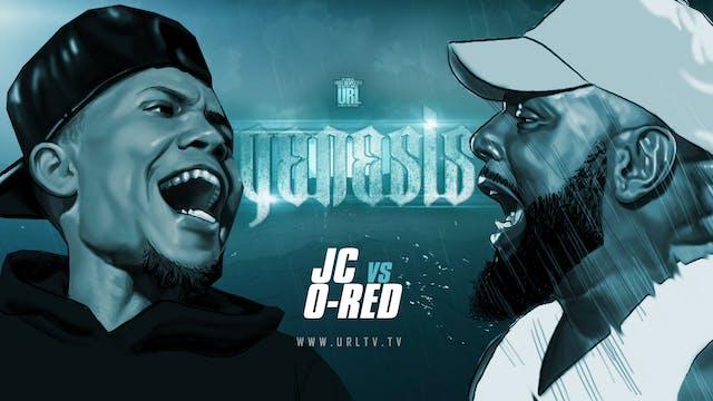 JC VS O RED