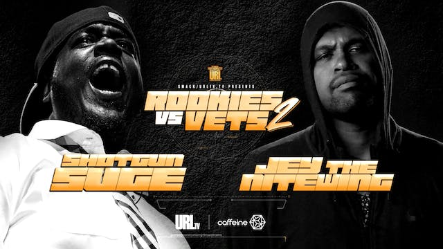 SHOTGUN SUGE VS JEY THE NITEWING
