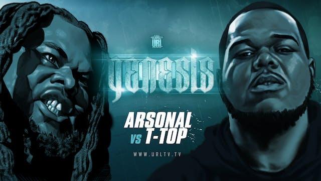 ARSONAL VS T-TOP