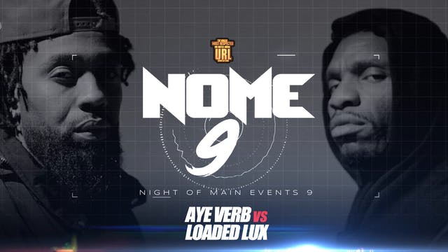 AYE VERB VS LOADED LUX