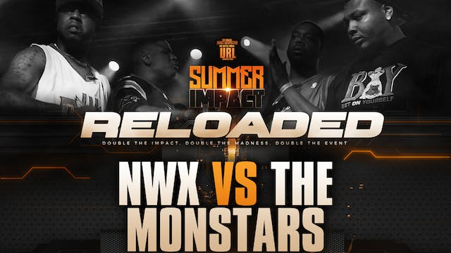 NWX (K SHINE + DNA) VS THE MONSTARS (...
