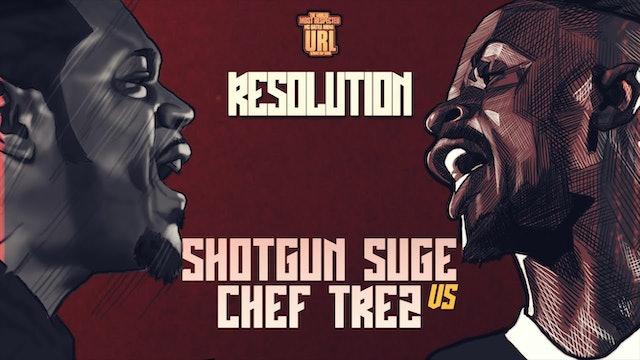 SHOTGUN SUGE VS CHEF TREZ