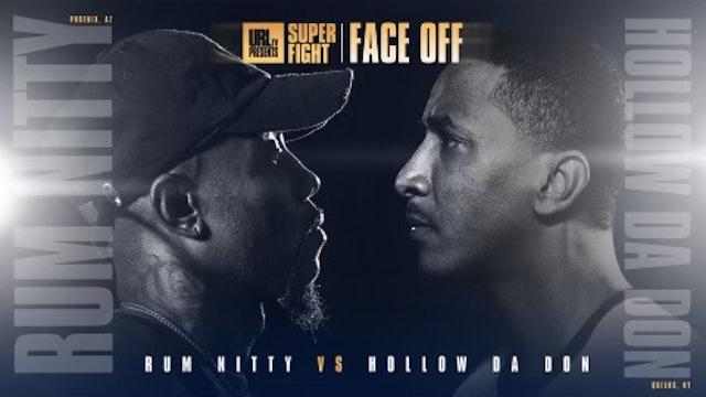 FACE/OFF: RUM VS HOLLOW