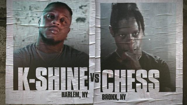 K-SHINE VS CHESS