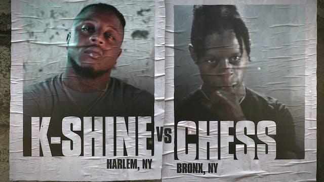 K-SHINE VS CHESS