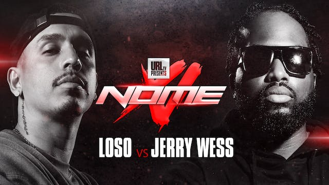 LOSO VS JERRY WESS