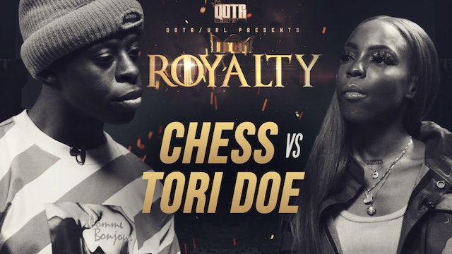CHESS VS TORI DOE
