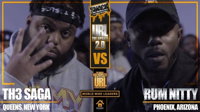 TH3 SAGA VS RUM NITTY
