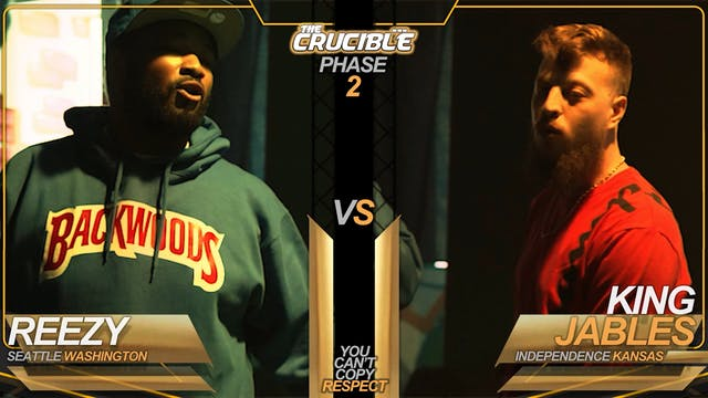 REEZY VS KING JABLES