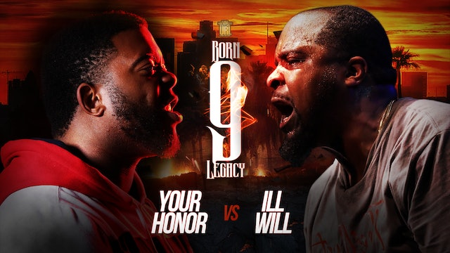 YOUR HONOR VS ILL WILL