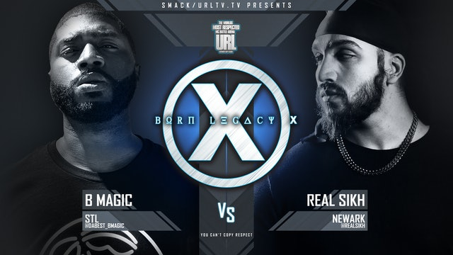 B MAGIC VS REAL SIKH