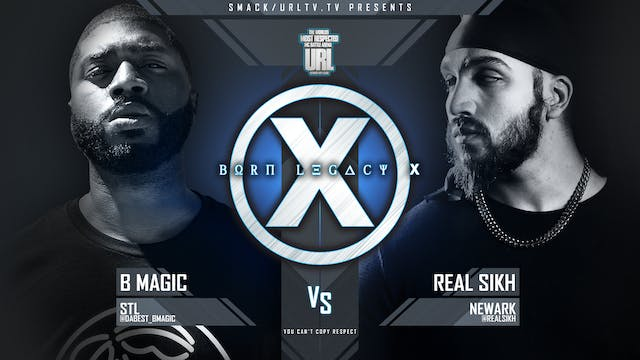 B MAGIC VS REAL SIKH