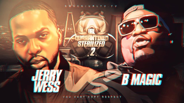 JERRY WESS VS B MAGIC