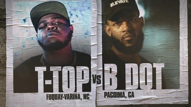 T-TOP VS B DOT
