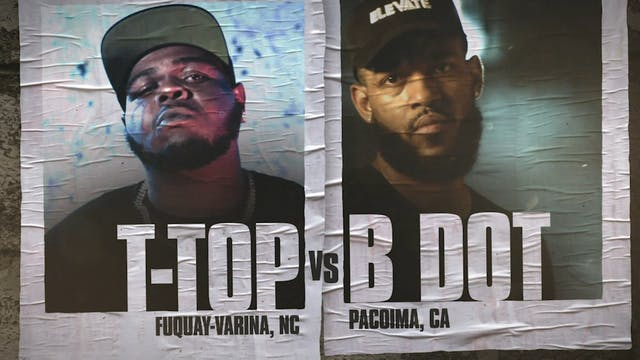 T-TOP VS B DOT