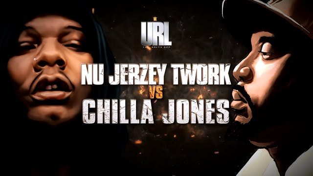 NU JERZEY TWORK VS CHILLA JONES