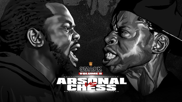 ARSONAL VS CHESS