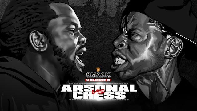 ARSONAL VS CHESS
