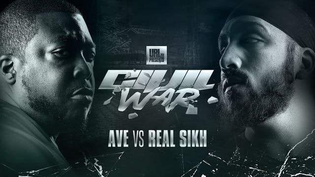 AVE VS REAL SIKH