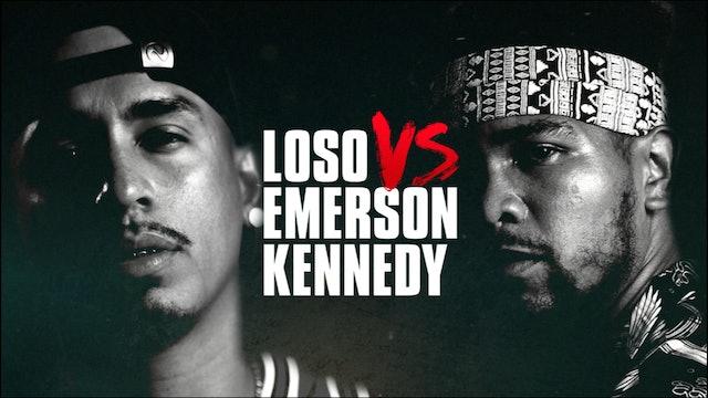 LOSO VS EMERSON KENNEDY