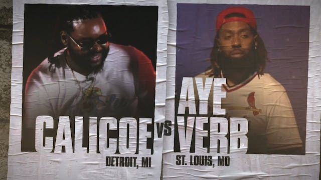 CALICOE VS AYE VERB