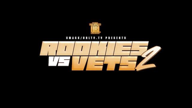 ROOKIES VS VETS 2 RELEASE TRAILER