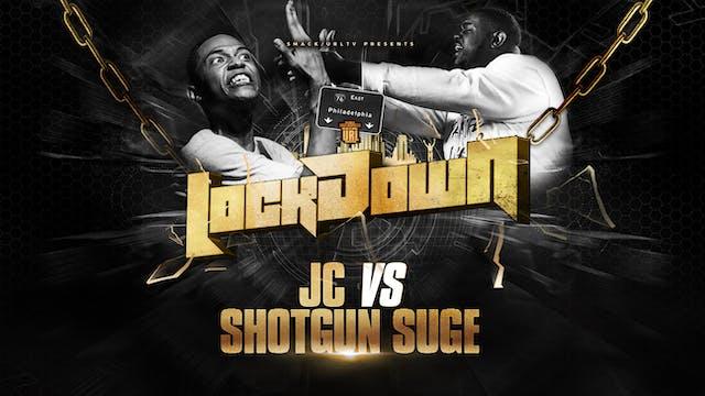 JC VS SHOTGUN SUGE