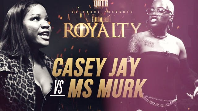 CASEY JAY VS MS. MURK