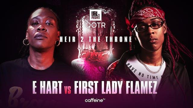 E HART VS FIRST LADY FLAMEZ