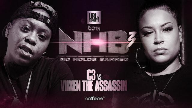 C3 VS VIIXEN THE ASSASSIN