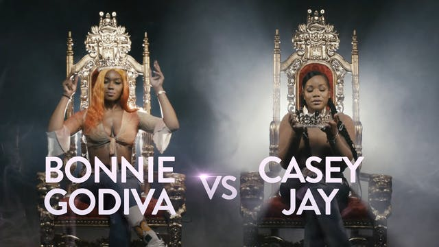 BONNIE GODIVA VS CASEY JAY