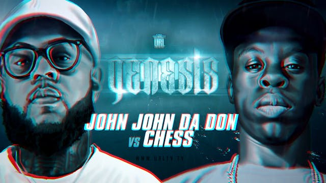 JOHN JOHN DA DON VS CHESS