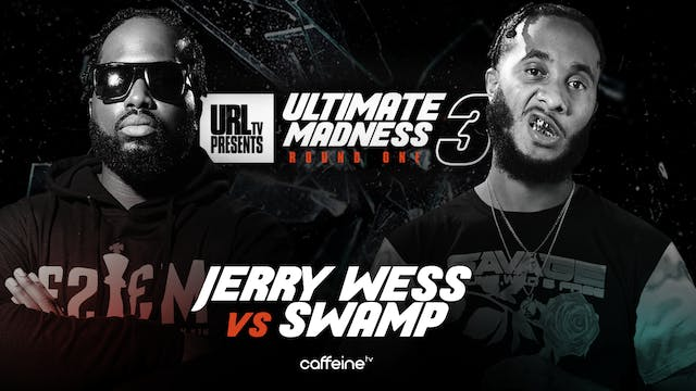 JERRY WESS VS SWAMP