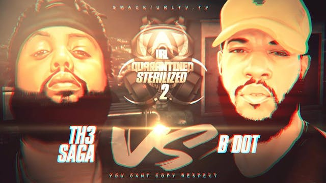 B DOT VS TH3 SAGA