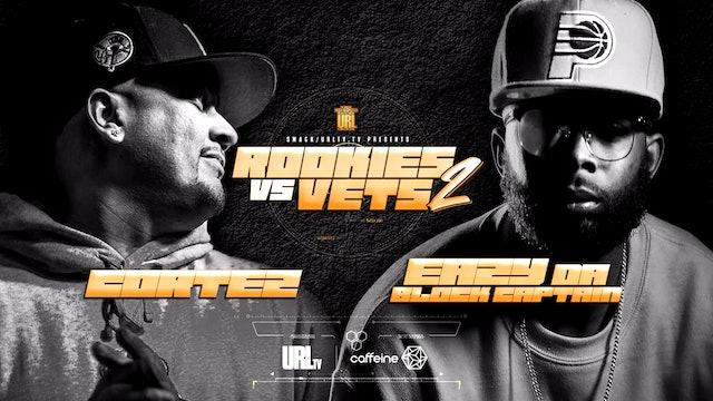 CORTEZ VS EAZY THE BLOCK CAPTAIN