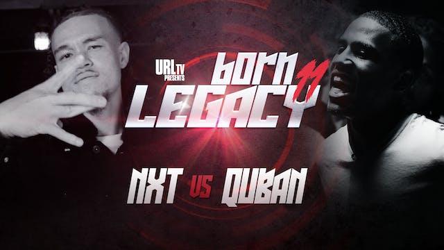 NXT VS QUBAN