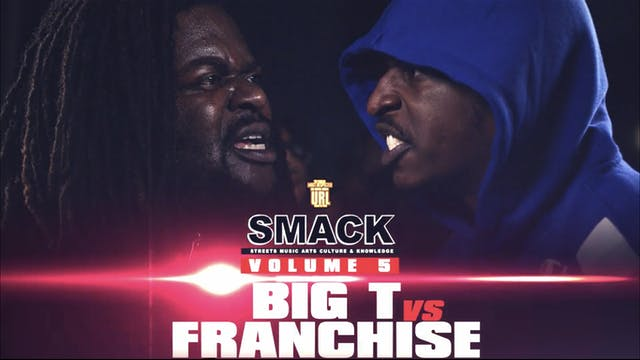 BIG-T VS FRANCHISE